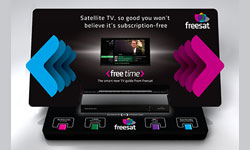 Freesat TV aerial fitters High Wycombe and Aylesbury